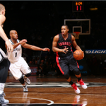 @Raptors shoot 51% and outlast @BrooklynNets for a 127-122 OT win. Lopez & Jack scored 35 each for Brooklyn. http://t.co/G8WXpmSgl1
