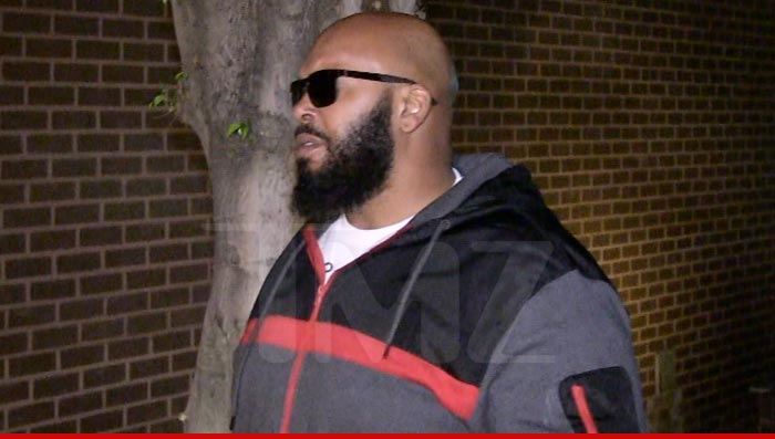 Suge Knight -- victim's relative says IT WAS MURDER!