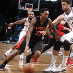 #Toronto Raptors rally to beat Nets 127-122 in overtime http://t.co/7iGKWE84Ag http://t.co/rn5Yts27lg