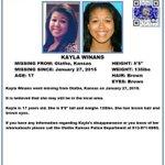 PLEASE RT!#MISSING!Kayla Winans(Olathe,KS) http://t.co/QVW2ZMOyXs