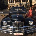 Vintage Cars exhibition at Kalaghoda. Today & tomorrow @WeAreMumbai @TrafflineMUM @InfoMumbai http://t.co/PAcuRtElEW
