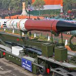 India successfully test-fires its longest range ballistic missile Agni-5 http://t.co/aVDSKWrJdb http://t.co/MGhUb1ofzb