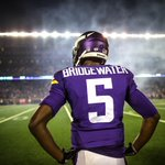 Vikings: Teddy opens up about his rookie season: http://t.co/2NWqM5ChkM  http://t.co/TsqeyjASRt