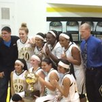 """""""@pchristy11: 40-39 Petersburg Girls over Lorenzo to win District title and 400 career win for Coach Tarbet!! http://t.co/rKXMwIyaKh"""" 😎😎"""