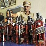 Wow! 5000 JW bottles even @ 1000 would mean campaign budget of 50 lakhs for liquor.. @ArvindKejriwal.. @Aajtak @ndtv https://t.co/j8mb8j3AIW