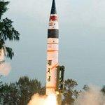 #Agni5, Indias longest range ballistic missile, successfully test-fired http://t.co/1BCqQTclyB http://t.co/Kurlrg4ipp