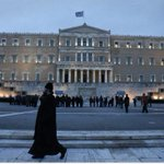 75 per cent of Greeks say they want to remain in the EU, writes Davis Olive. http://t.co/XY6eQOFXaB http://t.co/mpMId0JULd