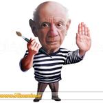 توصیه های پیکاسو: روی خاطرات بدتوقف نکن رنگ خاکستری رواز زندگیت پاک کن تامیتوانی بخند متن کامل:http://t.co/ekM1XJIn5K http://t.co/g5xUpM9Sxw
