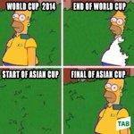 """@tabcomau: Bandwagon #Socceroos fans be like... #AUSvKOR #ACFinal http://t.co/vaFxu60RJC"""