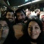 Camino a Madrid desde Zaragoza , con ilusión porque és la hora del cambio! ;-) #EsAhora31E http://t.co/TMlvX0a7Ki