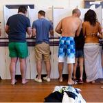 "<3 ""@johndory49: ""@ruckuslike: Actual photo of Australians voting today."" #qldvotes #qldpol http://t.co/4hAHqUSkLu"""