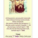 Wanita dalam Islam berdasarkan ilmu matematik. http://t.co/UCACTBwtbT