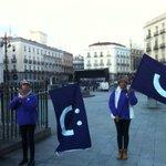 La buena gente de Esparraguera ya está yendo hacia Cibeles. Con esta ilusión, Sí se puede! #EsAhora31E http://t.co/gESgrMZaks