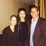 RT @milesmcpherson: Great reconnecting with @jordinsparks #superfriends