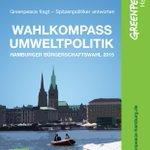 Was die Parteien in #Hamburg für die Umwelt tun wollen ► http://t.co/ZKAzXS2Omk  via @greenpeaceHH #HHWahl http://t.co/sR8deHwVyY