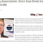 Europe Iraq Association: Evict #Iran from Iraq after Sunnis genocide #FNpolitics @nytimes @FoxNews @CBC @CBS @NBC http://t.co/QmOmTIjSQq