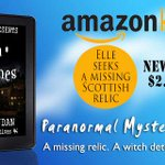 #NEW $2.99 #WITCH BONES (#WITCH #DETECTIVES #4) @EvePaludan Elle seeks missing relic #SCOTLAND http://t.co/HdgGQBntV4 http://t.co/Tn25d0oDWh