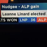 Extraordinary election result unfolding in Qld .. Watch @ABCNews24 http://t.co/peGJD3lbp0