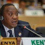AU should stop depending on external funding – @Ukenyatta (http://t.co/zabi06JxlZ) http://t.co/clNdDivTsG