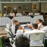 La niñez salvadoreña es la protagonista, del dialogo ciudadano este sábado en #CasaAbierta @presidencia_sv http://t.co/DvHaLyAwdX