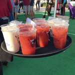 Theyre getting started early this morning with the pirate punch @GasparTampa #GASPARILLA2015 #PirateInvasion #wtsp http://t.co/O97JNl9TiE
