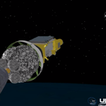 +5 minutes into flight, @NASASMAPs protective payload fairing has separated & fallen away. All systems look good. http://t.co/rvJ8FwFfLc