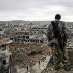 #کوبانی پس از آزادی http://t.co/WtthUANlW8
