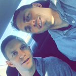 """.@bshriver21, @Hertzog_Corey are on their way to #Gasparilla! Follow us on Snapchat at """"rowdies1975"""" for more. http://t.co/ODkXWaZvX1"""