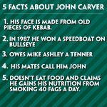 After that big win, lets take the time to get to know John Carver a little better... http://t.co/seFe40tBZO