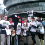Freezing but keeping the faith at City Hall @SaveCressingham #MarchForHomes http://t.co/eB9Ga42p5K