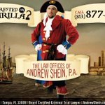 #GASPARILLA2015 #tampa #attorney #PirateInvasion #DUI #arrested #havefunbesafe http://t.co/fL7PpU64y1