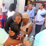 #SucreSembrandoValores El Gob Luis Acuña compartió una tarde amena con la cultora María Pinto en su cumpleaños. http://t.co/LCPLAVBOZ0