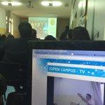 Inizia la plenaria dei #sardegnadigitalchampions Live streaming by @_OpenCampus qui http://t.co/HP858dXOou http://t.co/I7ZuoQLRiN