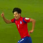 90+1 GOALLL!!!!!! UNBELIEVABLE! @theKFA equalise through Son Heung-min!! #ACFinal #AC2015 http://t.co/qykM6H8wBQ