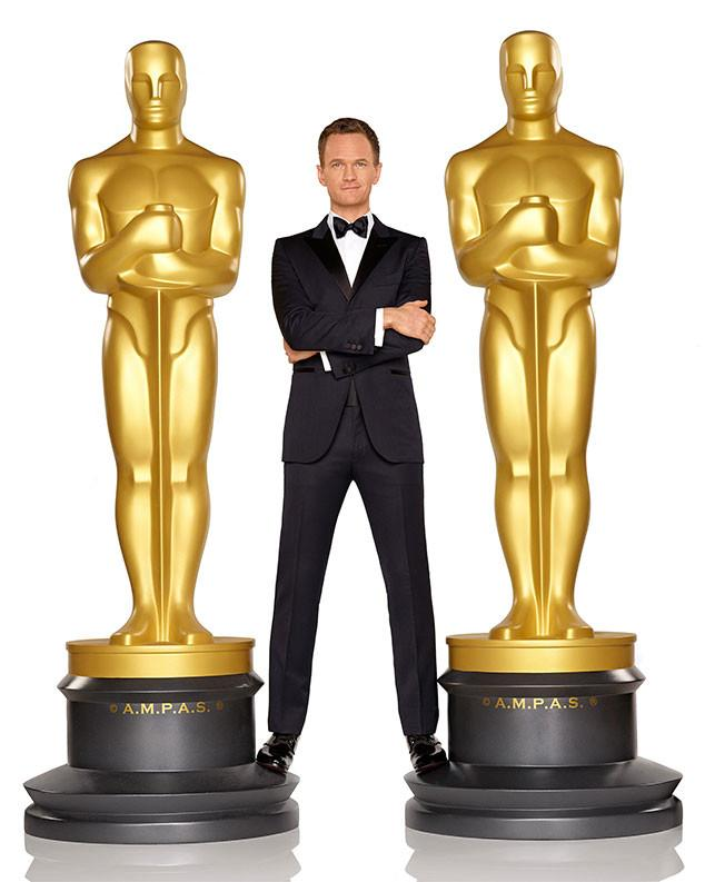 Neil Patrick Harris makes Twitter history while delivering BIG Oscars scoop: