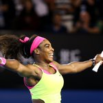 SERENA DOES IT AGAIN! Serena Williams beats Maria Sharapova in straight sets to win 6th career #AusOpen title. http://t.co/6wn2J482RR
