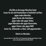 Ex-Bundespräsident Richard von Weizsäcker ist heute im Alter von 94 Jahren gestorben. http://t.co/L1A0a4U9Yx