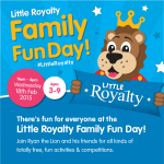 DONT MISS the great #Family fun day at #Southends @RoyalsShopping - 18th FEB! http://t.co/4WDKO2J9Of