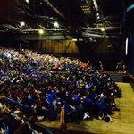 2 500 étudiants catholiques rassemblés au #Summum de #Grenoble venus de toute la France pour Ecclésia Campus #EC2015 http://t.co/Zb46iqsbTq