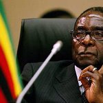 Zimbabwe President Robert Mugabe appointed African Union Chair. Shameful. http://t.co/sfOJVEmw6C