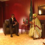 H.E. Edgar #Lungu, President of #Zambia, assures me that #Zambia will implement all #AU decisions. #Agenda2063 http://t.co/mRLHsAUzrf