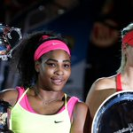 Serena Williams captures 19th Grand Slam title with #AustralianOpen win http://t.co/qH8Nt8xM8V http://t.co/nxtFywzhEW