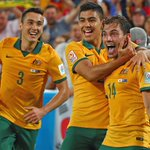 AND THE FINAL WHISTLE GOES! AUSTRALIA ARE CHAMPIONS OF ASIA! Australia 2-1 South Korea (AET) http://t.co/AvUdXl2w51