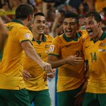 THATS IT! The Socceroos are the kings of Asia. They win it 2-1 | http://t.co/joSN4WYbWo #ACFinal http://t.co/imYwrMw3vM