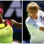 Serena Williams is now 3 Grand Slam titles away from tying Steffi Grafs record (22). http://t.co/zDZOnAsvqJ