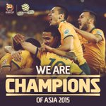 Champions in Asia Club And Asia Country! http://t.co/gVMSw4y5yh