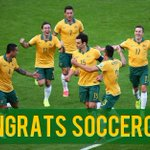 WERE THE CHAMPIONS OF ASIA! #ACFinal #GoSocceroos http://t.co/aQKnP8I9iJ