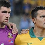 Goalkeeper of the 2015 @AFCAsianCup goes to our @MatyRyan #GoSocceroos #AussiePride #AsianChampions http://t.co/97Cv5LX1kr