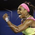 Serena Williams gana su sexto título del Abierto de Australia tras imponerse a Maria Sharapova http://t.co/Fg1n5pcjIY