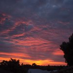 Nice one Mother Nature, nice one... #sunset #Perth http://t.co/cMdPfFU7z0